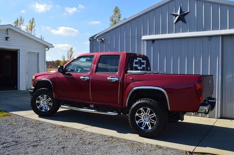 Chevrolet Colorado 2006 foto - 3