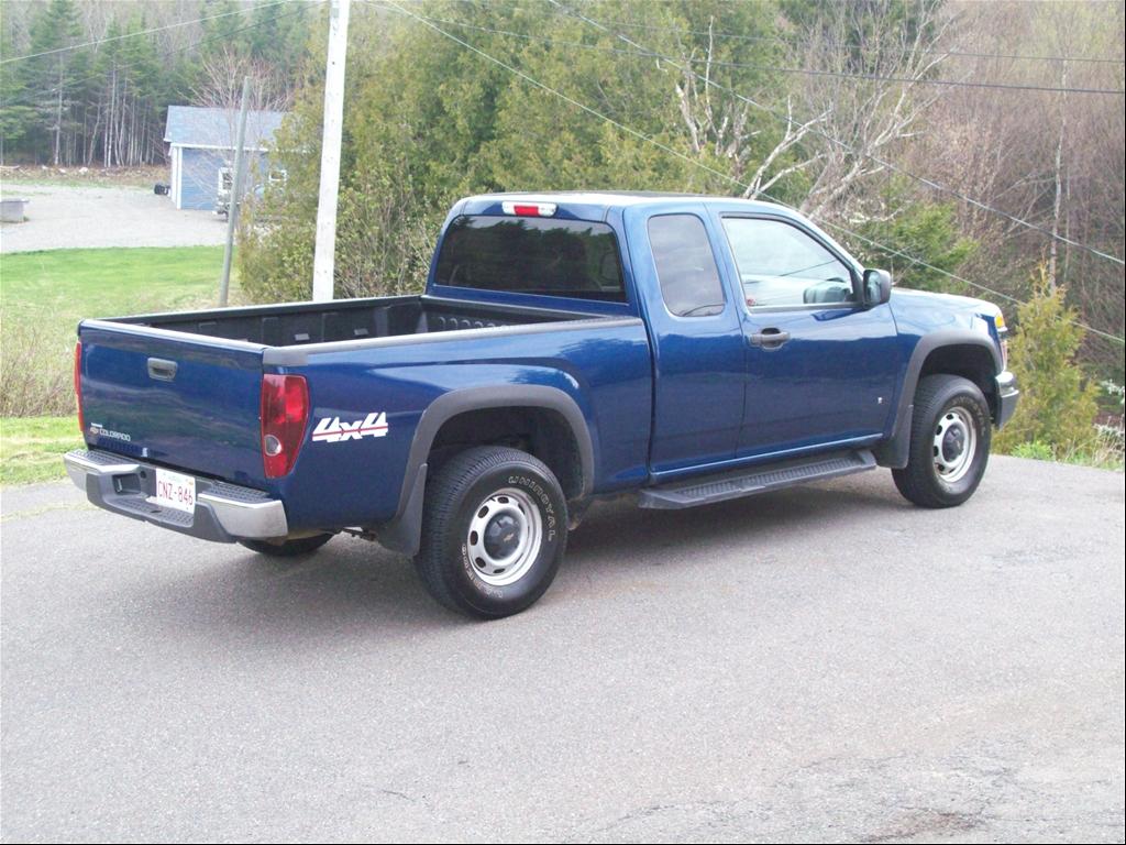 Chevrolet Colorado 2006 foto - 5