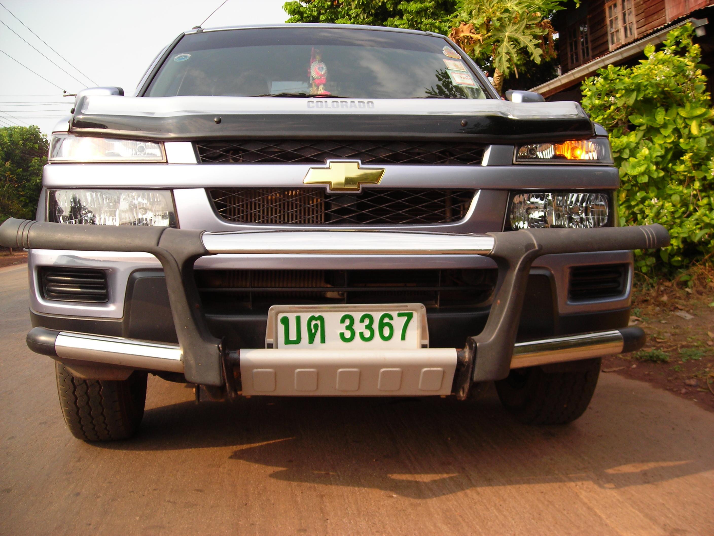 Chevrolet Colorado 2007 foto - 1