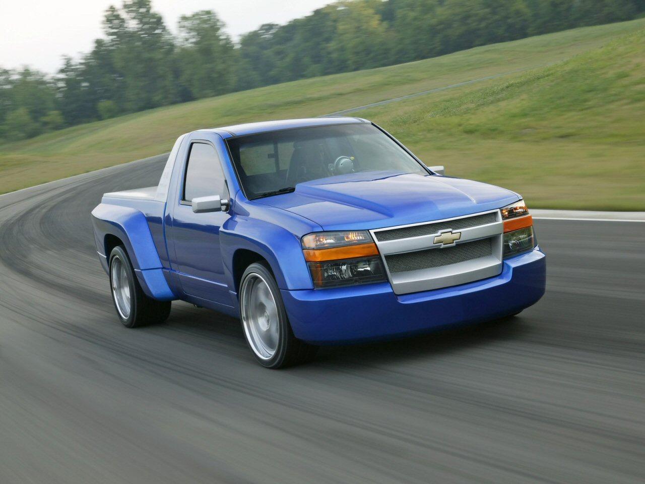 Chevrolet Colorado 2007 foto - 3