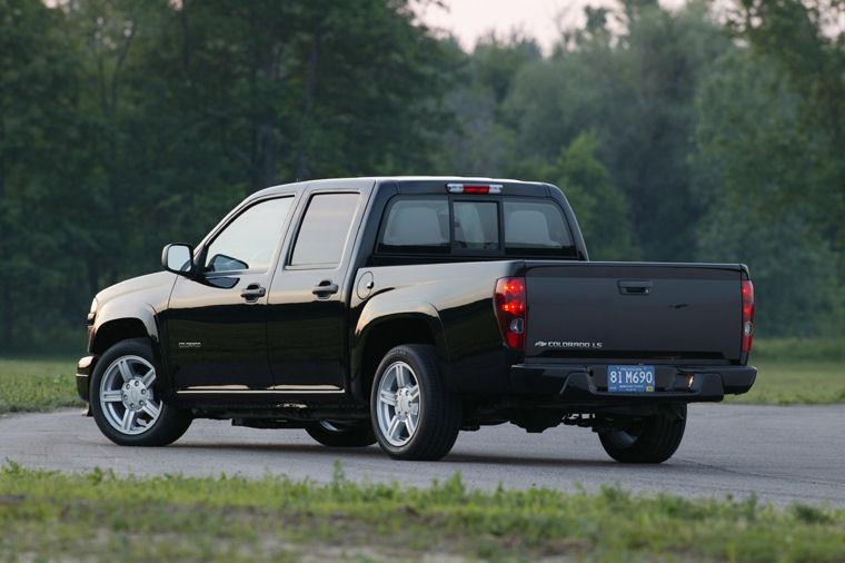 Chevrolet Colorado 2008 foto - 1