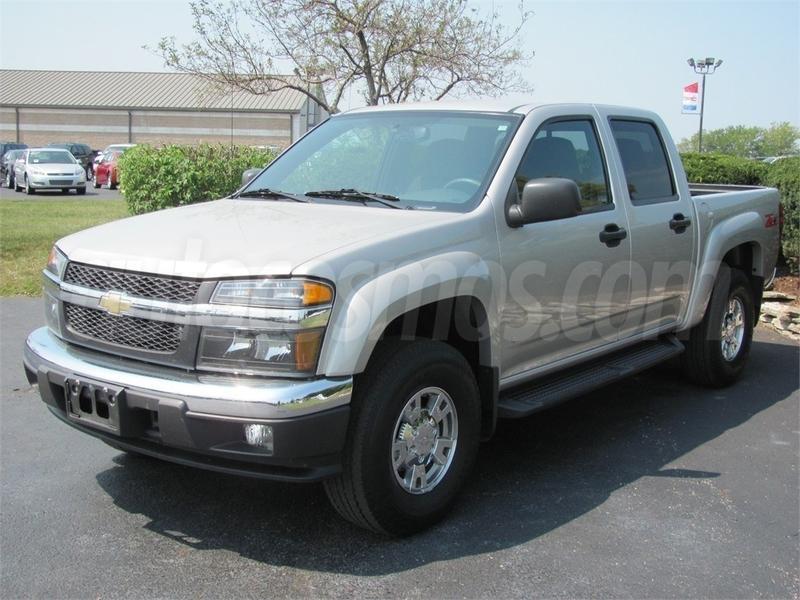 Chevrolet Colorado 2008 foto - 5