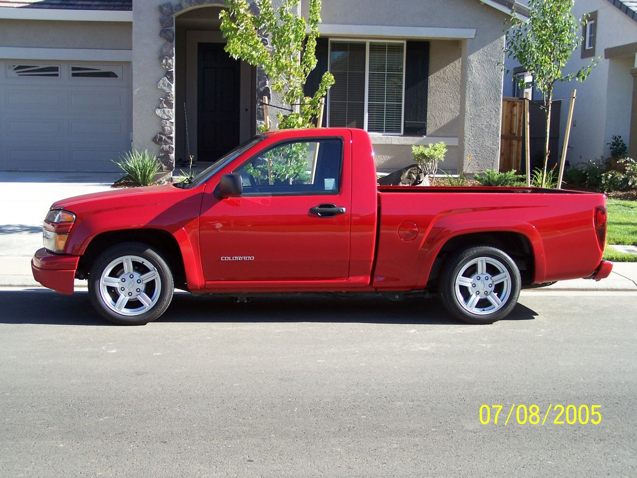 Chevrolet Colorado 2009 foto - 2