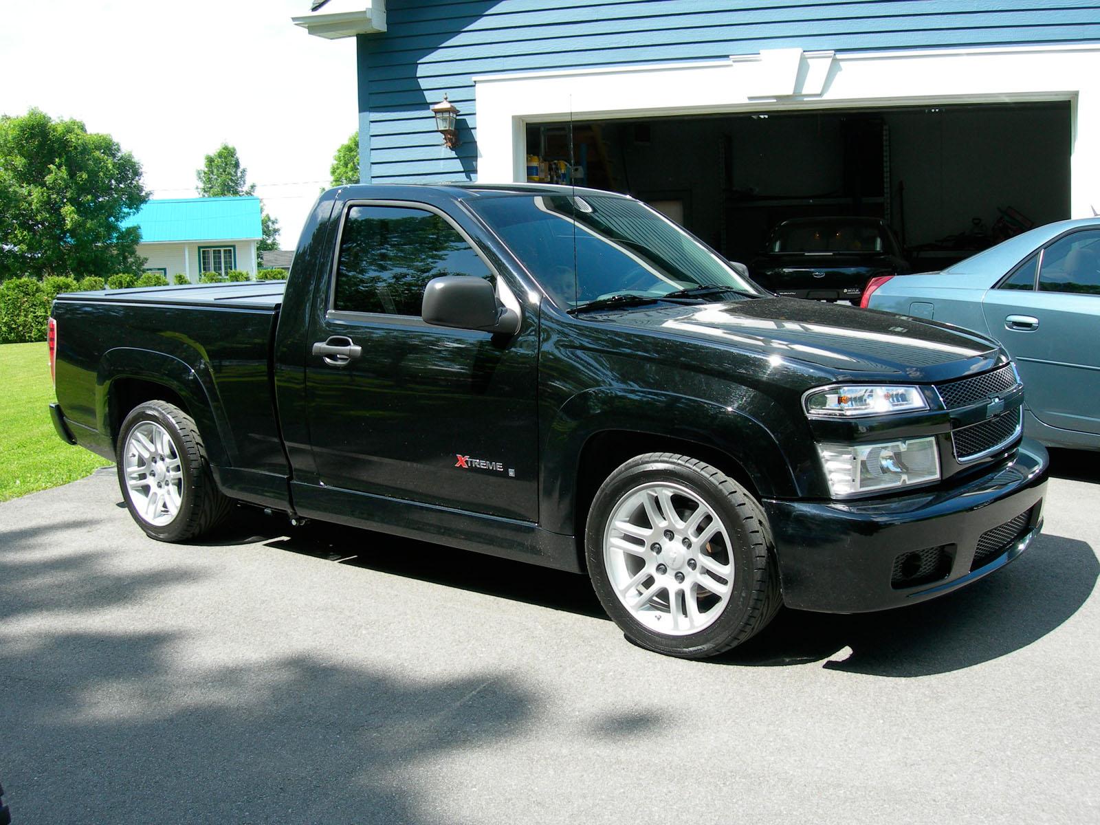 Chevrolet Colorado 2009 foto - 3