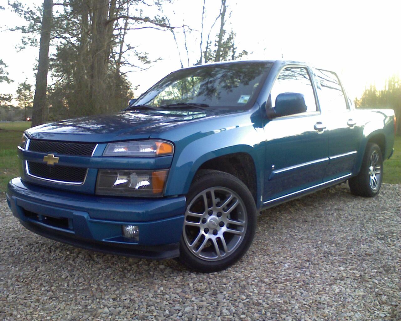 Chevrolet Colorado 2009 foto - 4