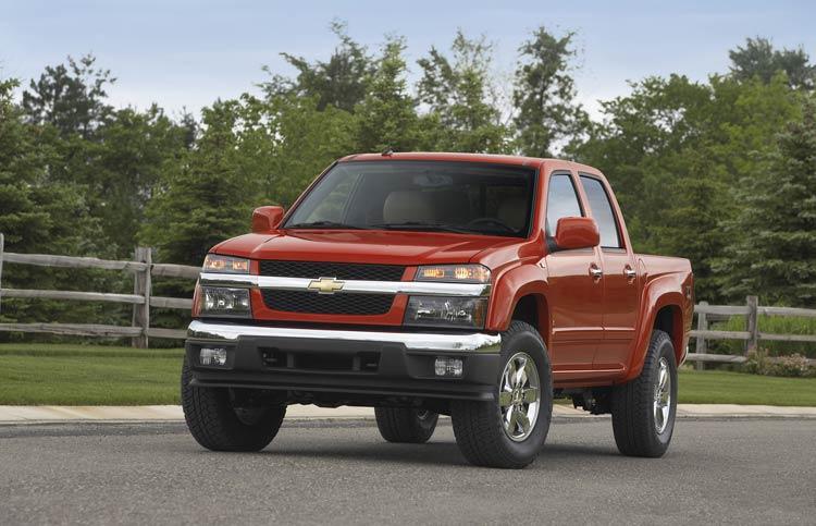 Chevrolet Colorado 2010 foto - 1