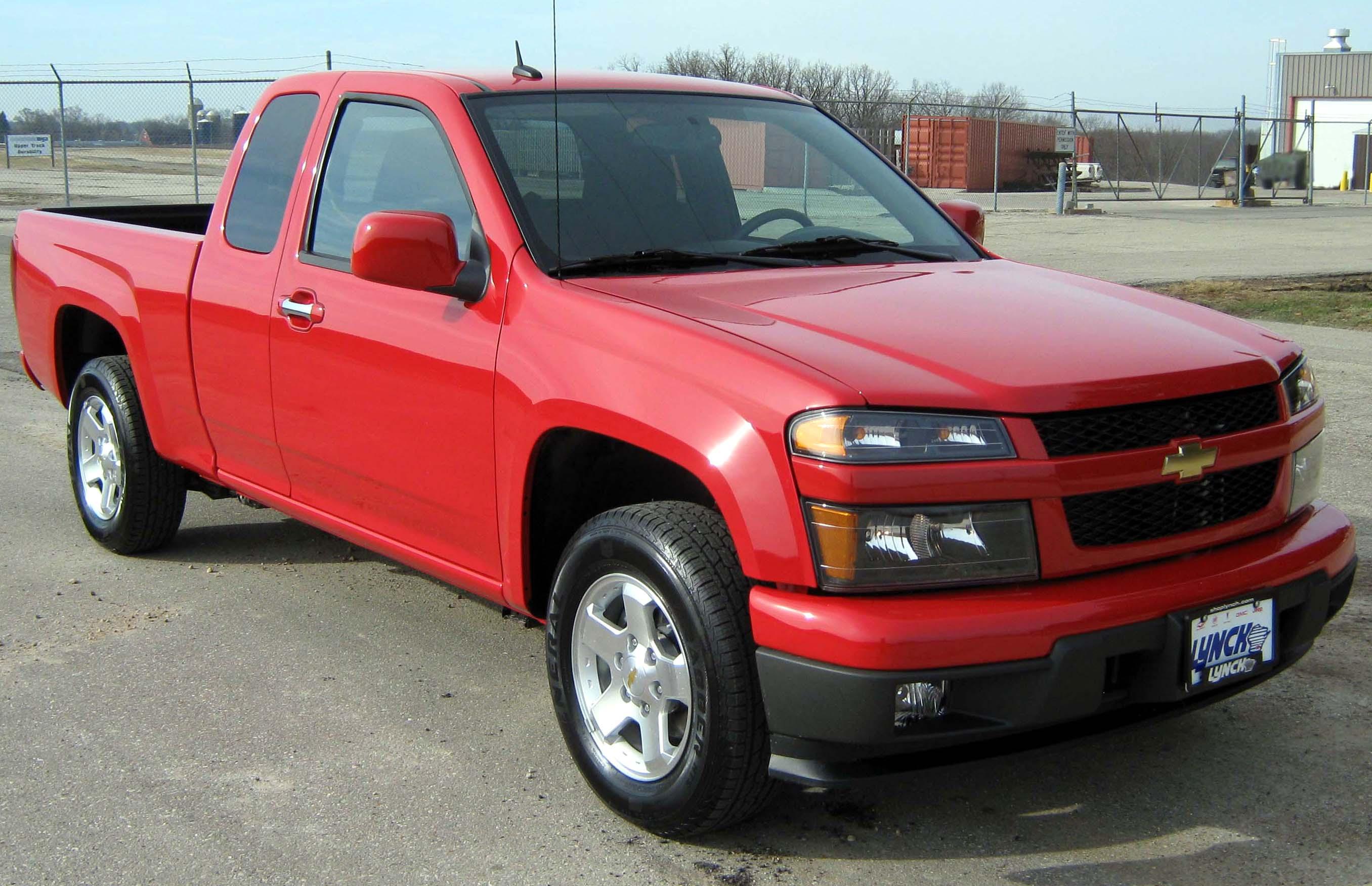 Chevrolet Colorado 2010 foto - 2