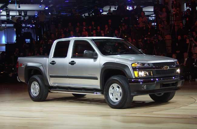 Chevrolet Colorado 2010 foto - 5