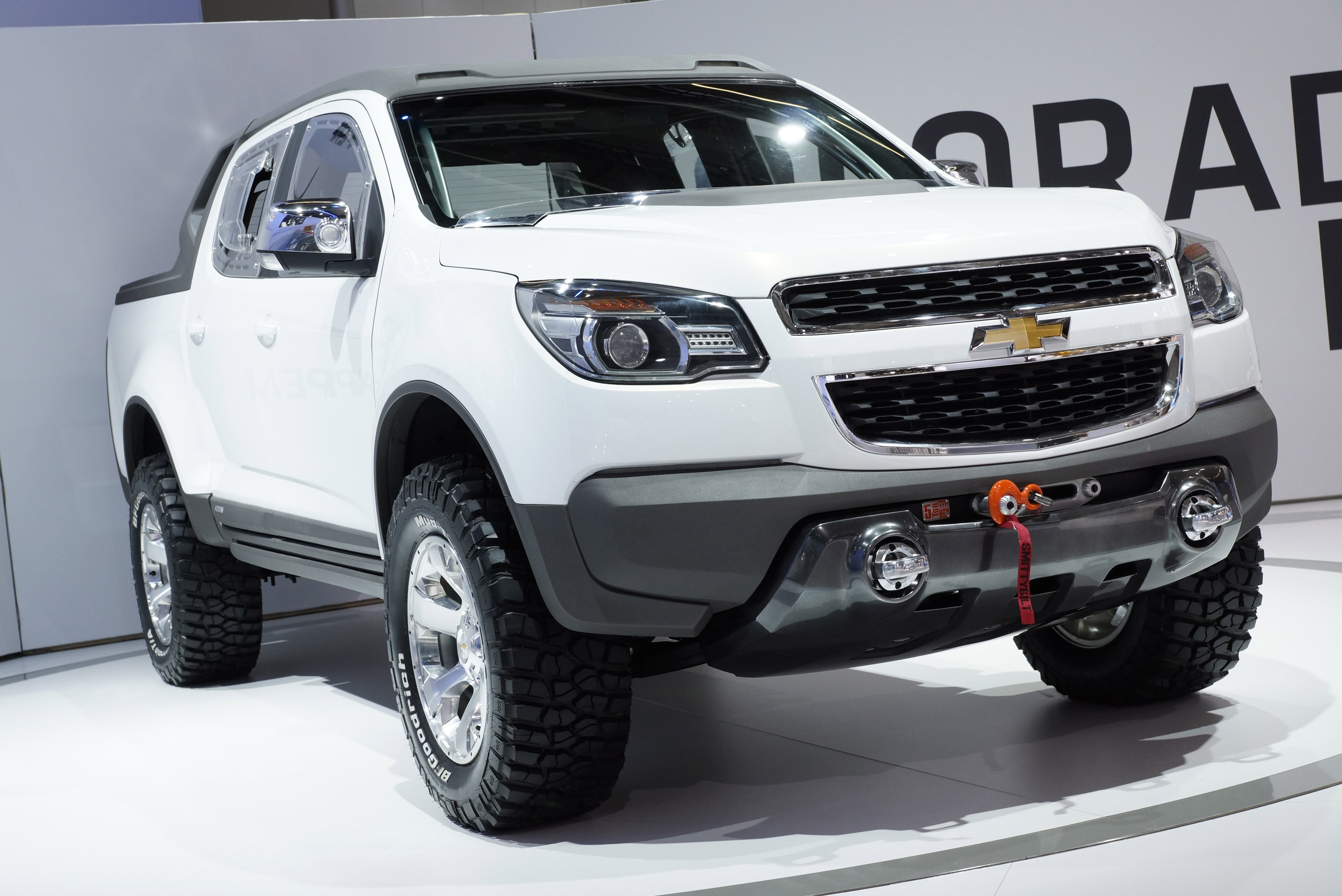 Chevrolet Colorado 2011 foto - 1