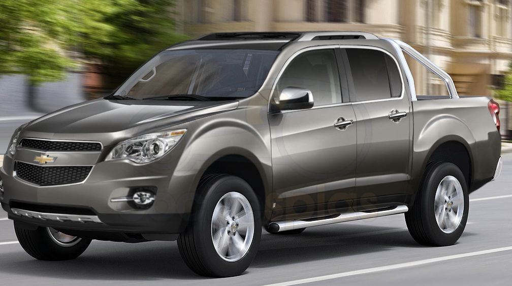 Chevrolet Colorado 2011 foto - 4