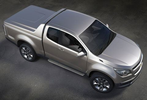 Chevrolet Colorado 2012 foto - 2