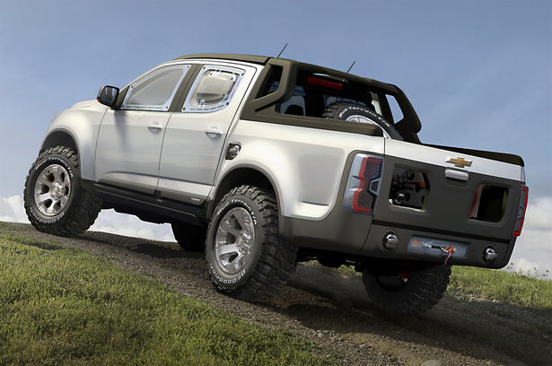 Chevrolet Colorado 2012 foto - 4