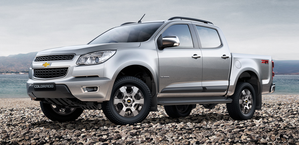 Chevrolet Colorado 2012 foto - 5