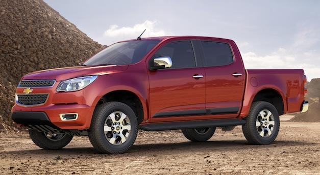 Chevrolet Colorado 2013 foto - 2