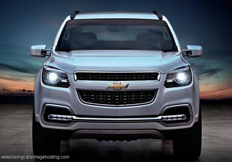 Chevrolet Colorado 2013 foto - 3