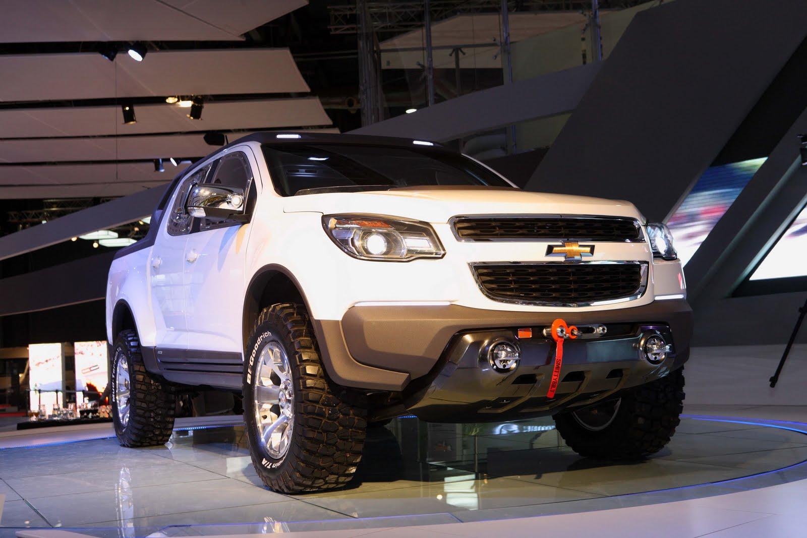 Chevrolet Colorado 2014 foto - 1