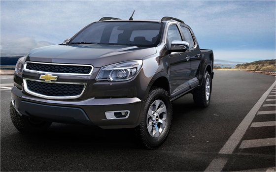 Chevrolet Colorado 2014 foto - 5