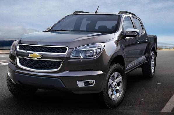 Chevrolet Colorado 2015 foto - 1