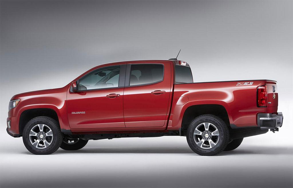 Chevrolet Colorado 2015 foto - 4