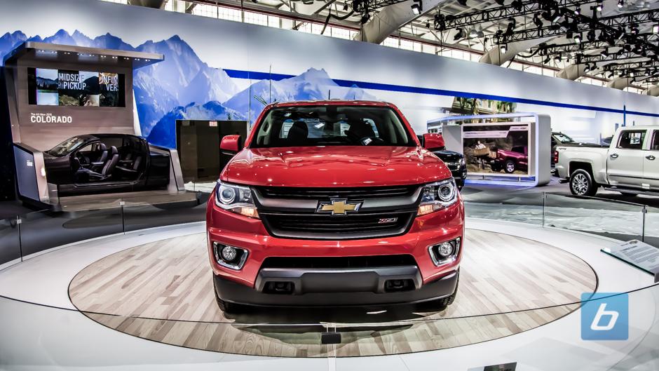 Chevrolet Colorado 2015 foto - 5