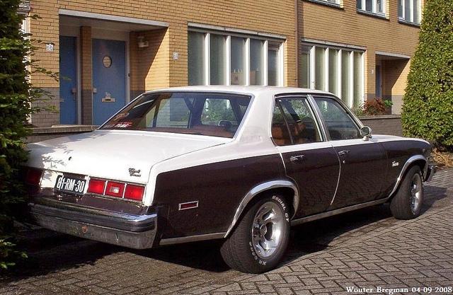 Chevrolet Concours 1977 foto - 3