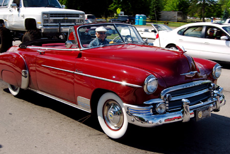Chevrolet Convertible 1950 foto - 1