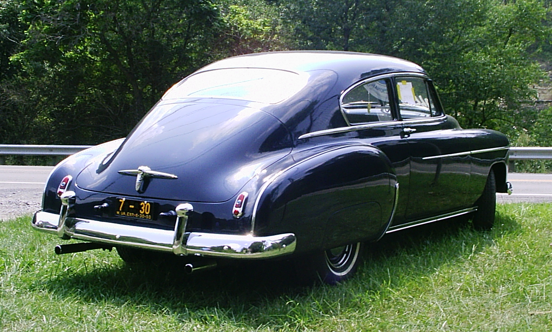 Chevrolet Convertible 1950 foto - 4