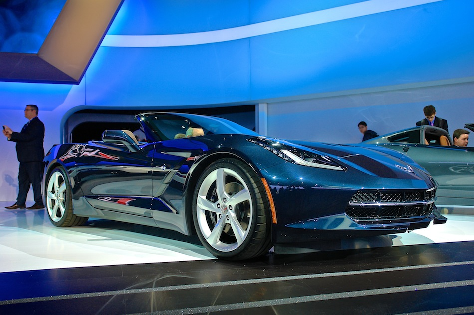 Chevrolet Convertible 2014 foto - 3