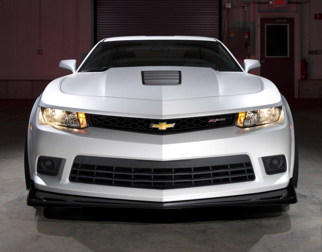 Chevrolet Convertible 2014 foto - 4