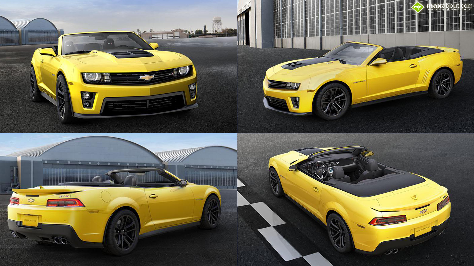 Chevrolet Convertible 2014 foto - 5