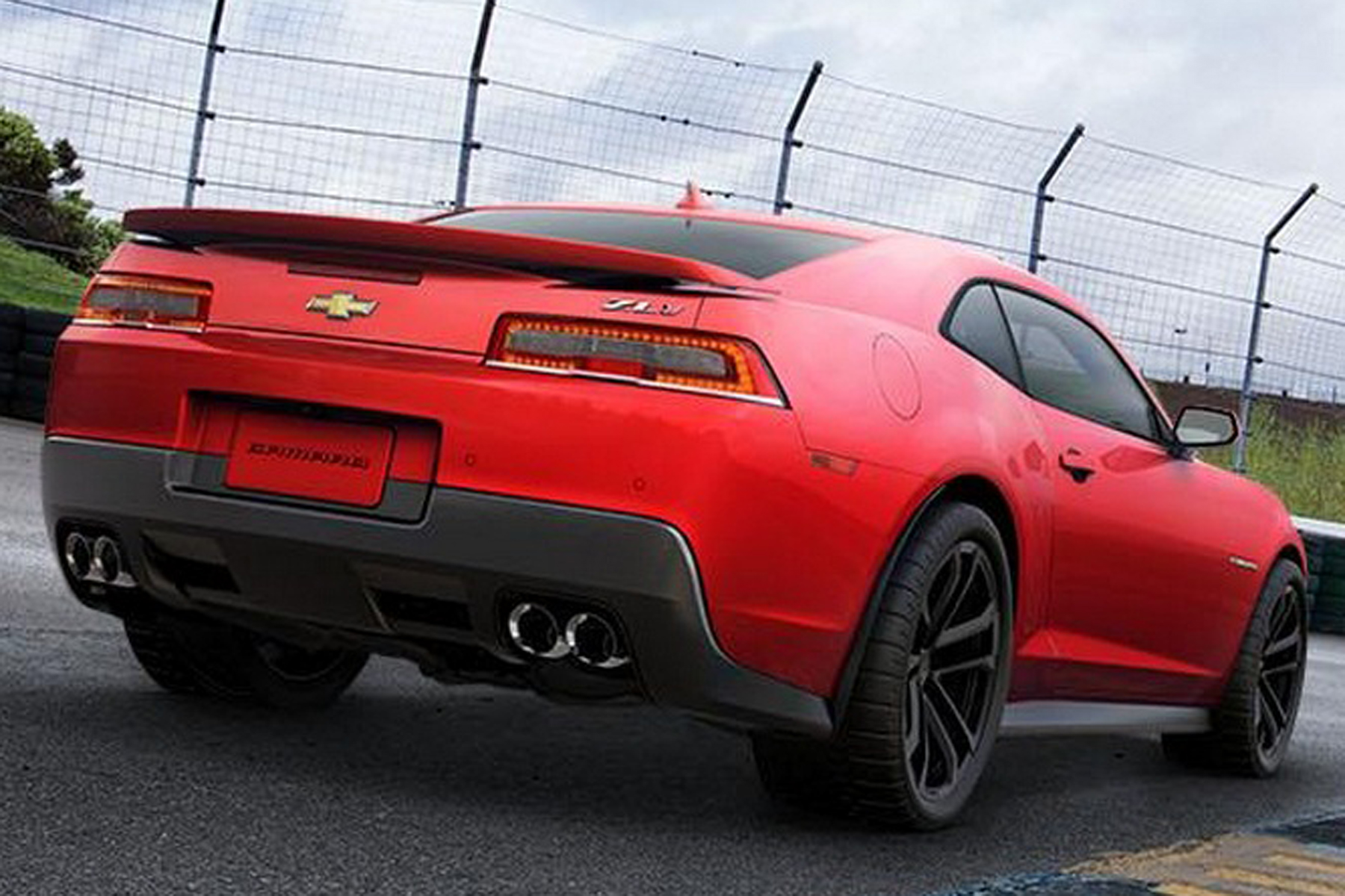 Chevrolet Convertible 2015 foto - 5