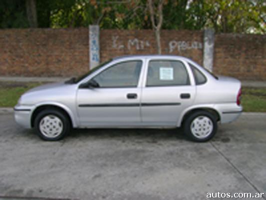 Chevrolet Corsa 1994 foto - 3