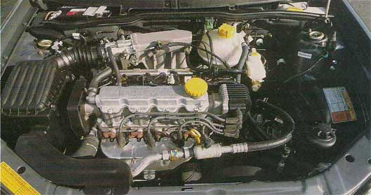 Chevrolet Corsa 1996 foto - 3