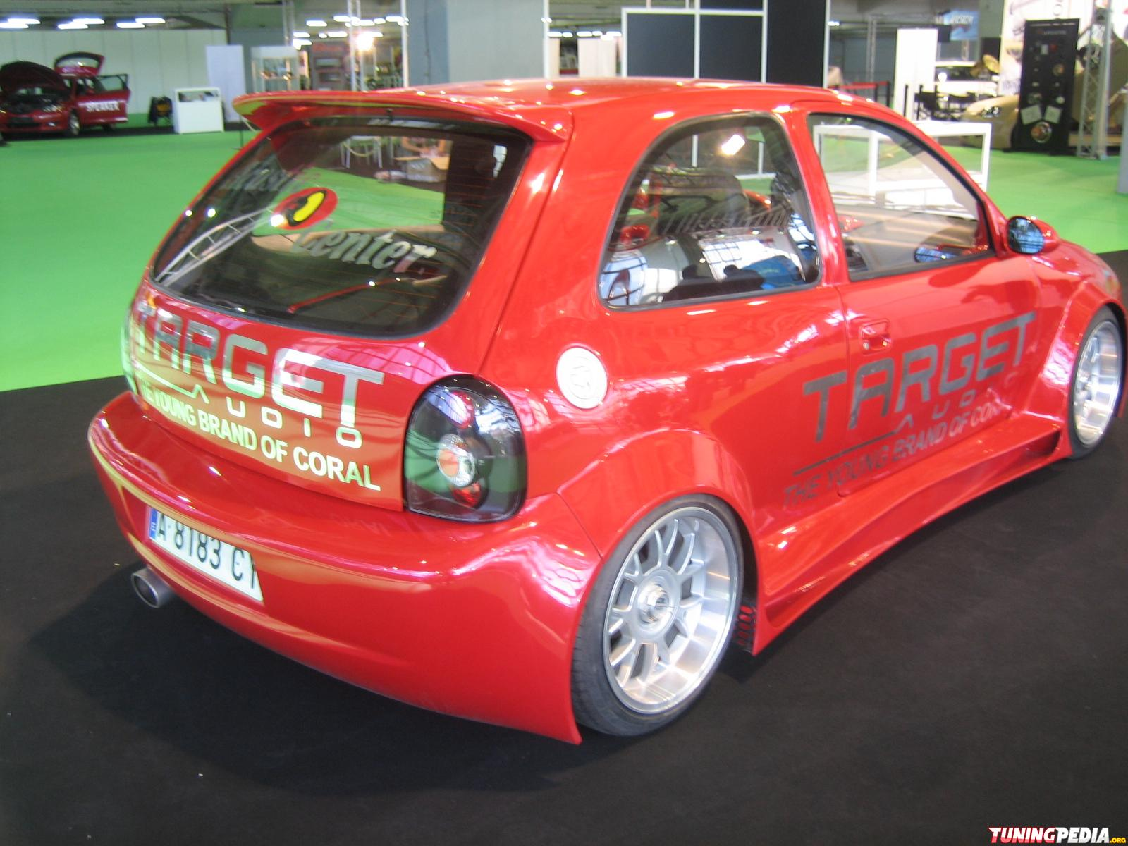 Chevrolet Corsa 1999 foto - 2