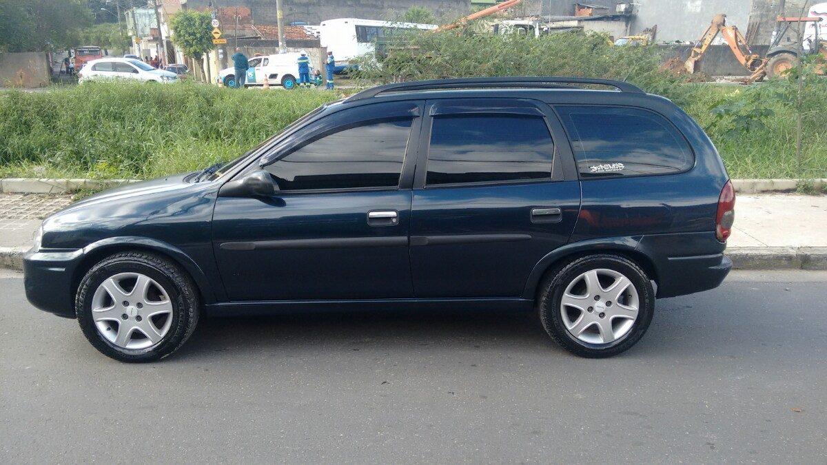 Chevrolet Corsa 2000 foto - 5