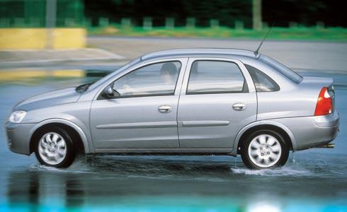 Chevrolet Corsa 2002 foto - 1