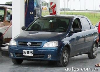 Chevrolet Corsa 2003 foto - 2