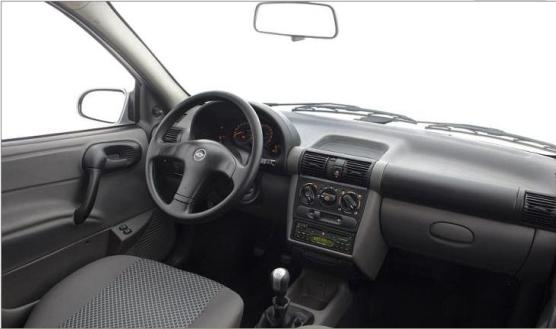 Chevrolet Corsa 2003 foto - 4