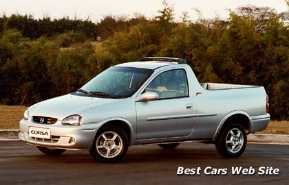 Chevrolet Corsa 2003 foto - 5