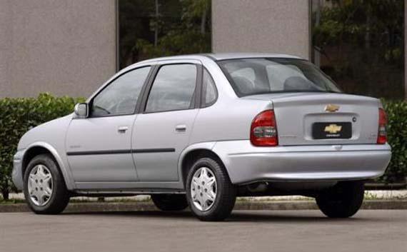 Chevrolet Corsa 2004 foto - 1