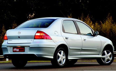 Chevrolet Corsa 2004 foto - 4