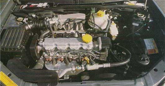 Chevrolet Corsa 2004 foto - 5
