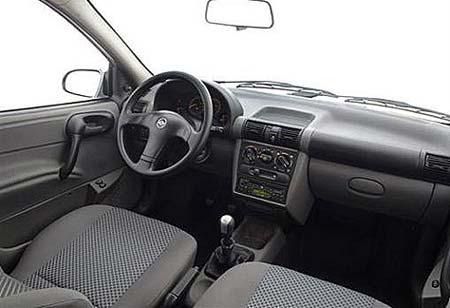 Chevrolet Corsa 2005 foto - 3