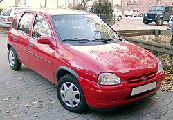 Chevrolet Corsa 2006 foto - 1