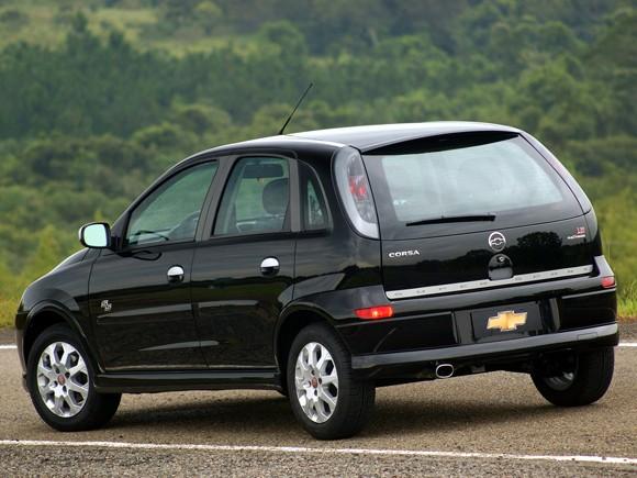 Chevrolet Corsa 2014 foto - 5