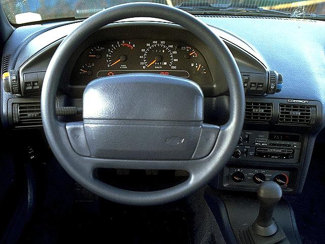 Chevrolet Corsica 1989 foto - 1