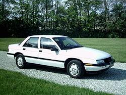 Chevrolet Corsica 1989 foto - 3