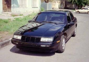 Chevrolet Corsica 1991 foto - 2