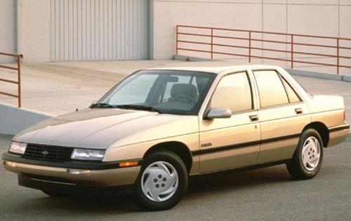 Chevrolet Corsica 1991 foto - 3