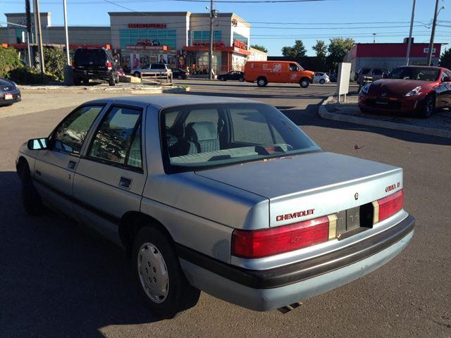 Chevrolet Corsica 1991 foto - 4